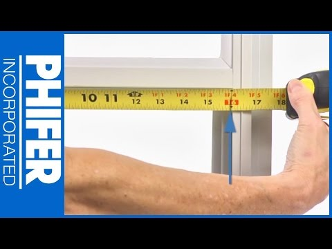 DIY: How to measure, cut, and install window screens