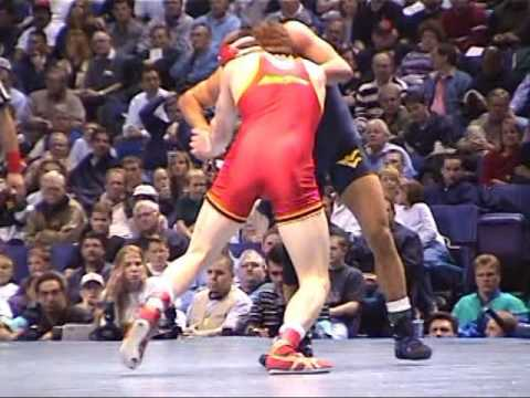Cael Sanderson NCAA Wrestling Highlights