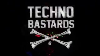 DJ SFX Techno Bastards No 6 México D F 09 04 2016
