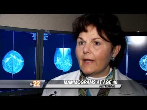 Mammogram Study Supports Screenings at 40-49