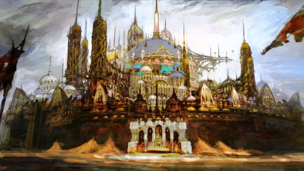 The cities and classes of Final Fantasy XIV: A Realm Reborn
