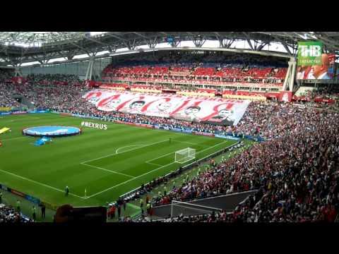 Россия - Мексика обзор матча видео смотреть онлайн