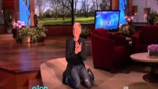 Ellen degeneres dances