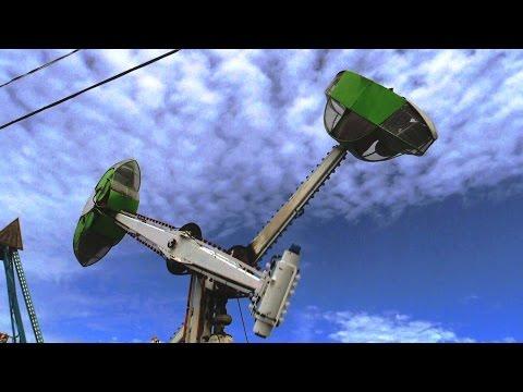 Loop-O-Plane off-ride HD Keansburg Amusement Park