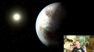 Kepler 452-b - Is it Really Earth