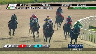 Vidéo de la course PMU PREMIO CALIPSEAN DIN (2006)
