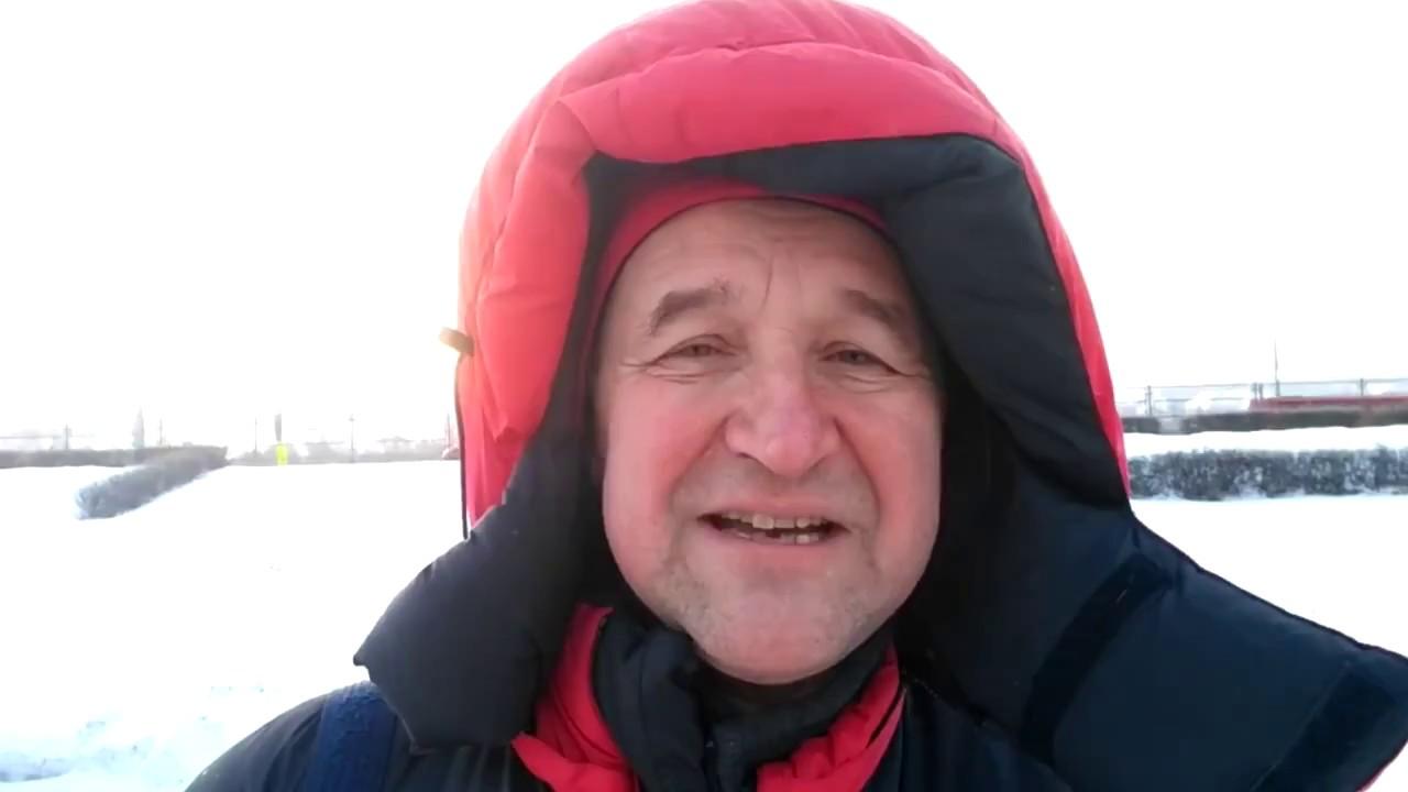 Прославленный воздухоплаватель мировой рекордсмен Леонид Тюхтяев в Нижнем Новгороде дал интервью о г