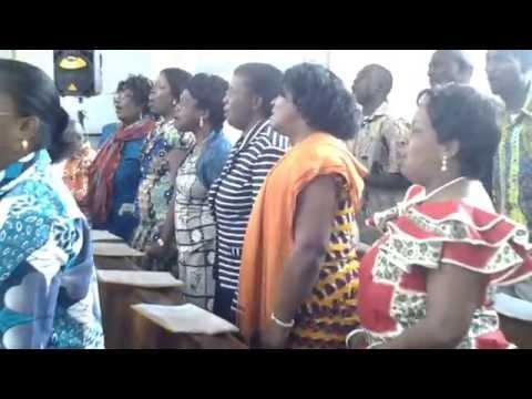 Lusaka Zambia - St Ignatius Catholic Parish