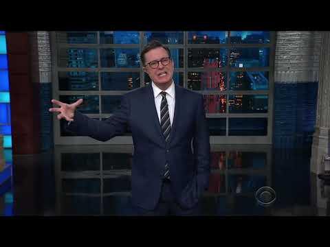 Stephen Colbert-GOP's Bonkers Uranium One Conspiracy