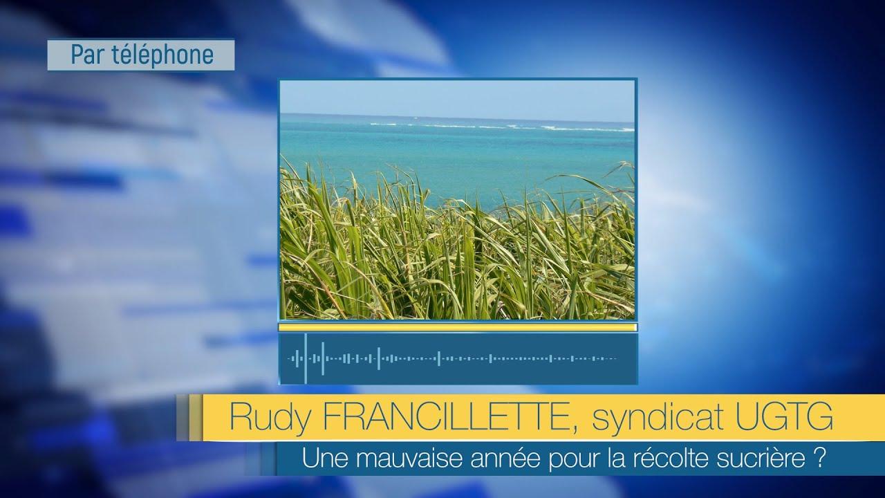 Pourquoi les récoltes de canne à sucre baissent en Guadeloupe ?