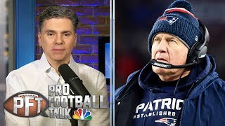 NFL won't punish Patriots severely for taping Bengals practice | Pro Football Talk | NBC Sports