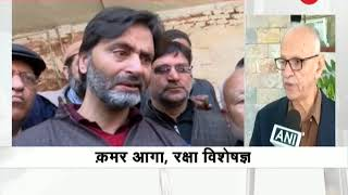 Defence expert Qamar Agha on detention of separatists