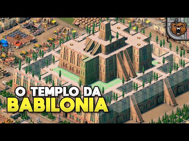 O Templo da Babilônia - Nebuchadnezzar | Jogo Rápido - Gameplay 4k PT-BR