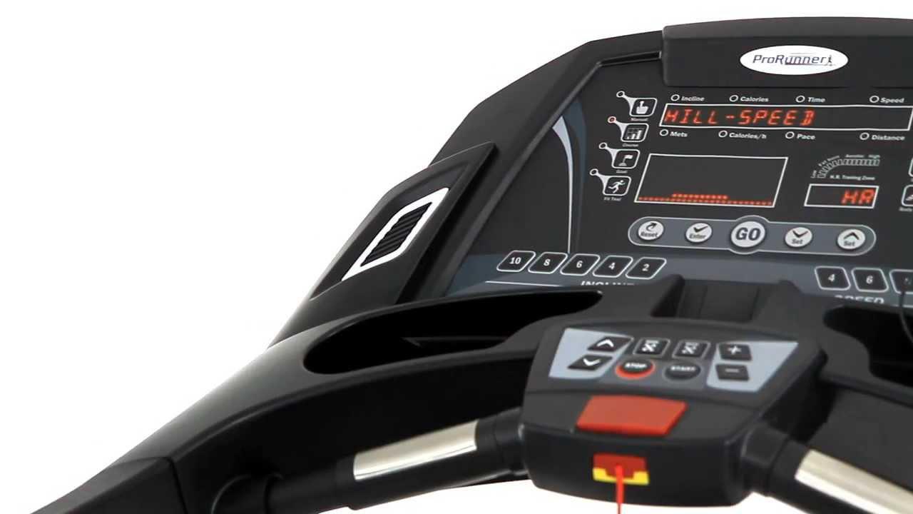 ProRunner 900 T Treadmill