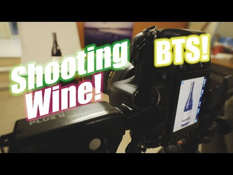 FIRST VLOG: Shooting Wine!!!