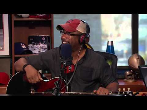 Darius Rucker on the Dan Patrick Show (Part 1) 4/2/15