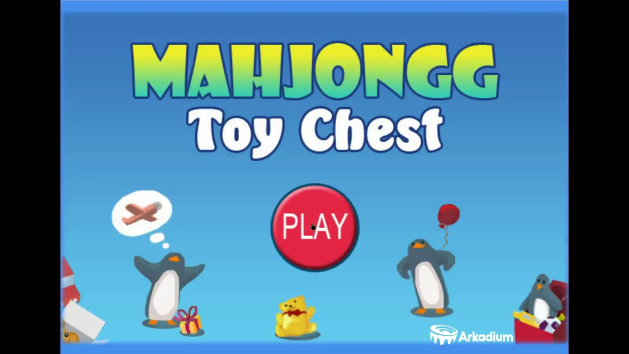 Arkadium Toy Chest : Mahjongg toy chest free game wow