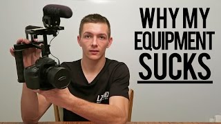 Adam LZ - Thoughts on My Camera Gear + Tips