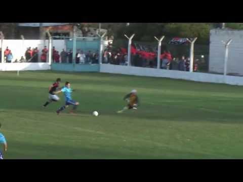 Gol de Leonel Palmero Ferro 1 Madreselva 1 30/03/2014