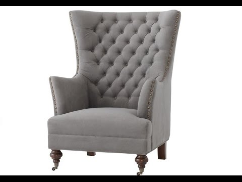 interesting wing back chair ideas