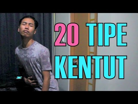 20 TIPE KENTUT | Dea Rangga TV