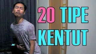 20 TIPE KENTUT