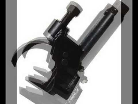 review esco manual bead breaker model  youtube