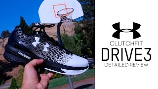 under Armour ClutchFit Drive 3 Low - Detailed Review