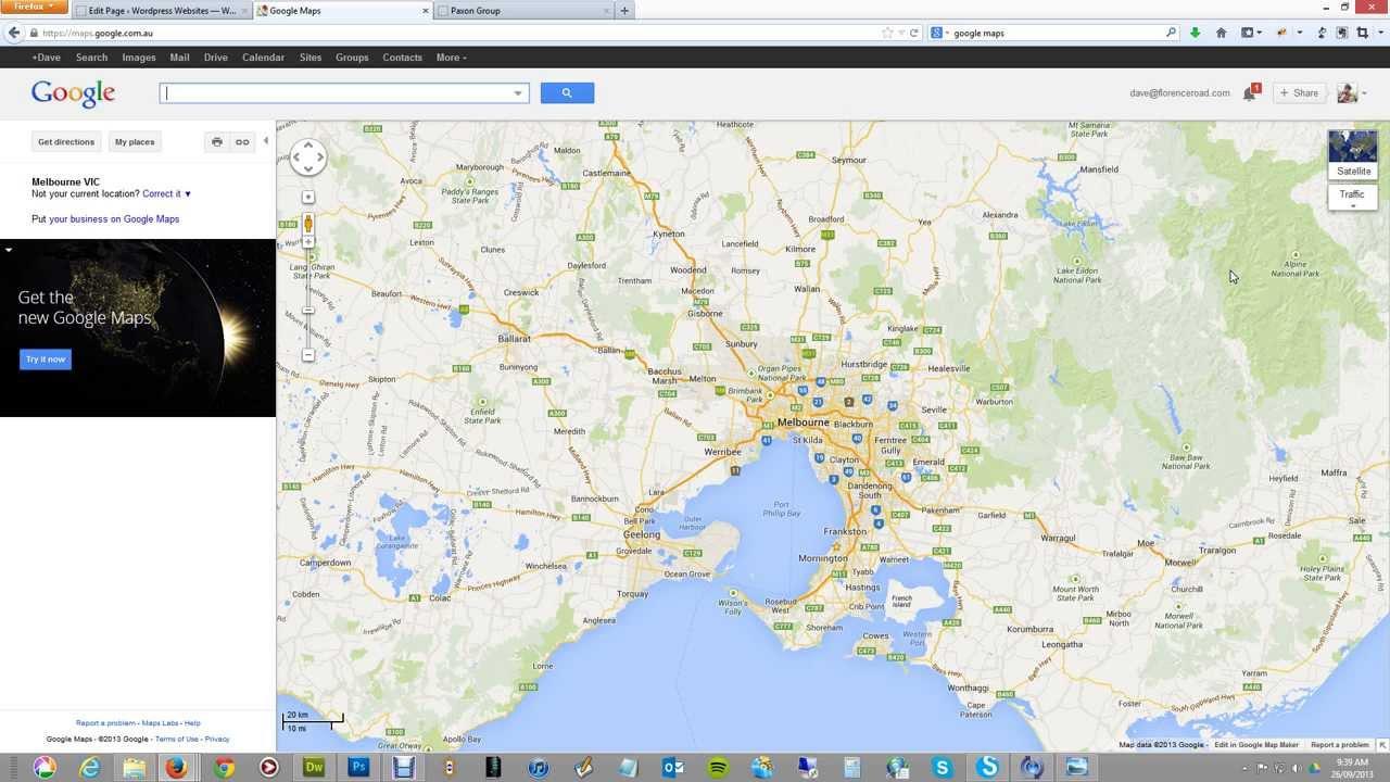 Embed Google Map Wordpress on