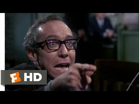 No Way to Treat a Lady (6/8) Movie CLIP - You're A Midget (1968) HD