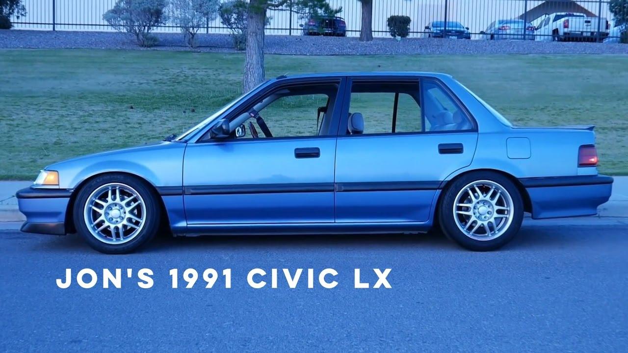 1991 civic