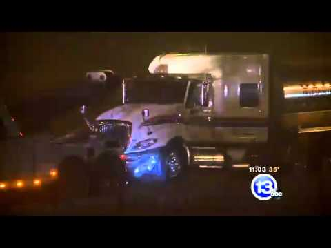I 75 reopens after multiple car accident   13abc com Toledo OH News Weather and Sports