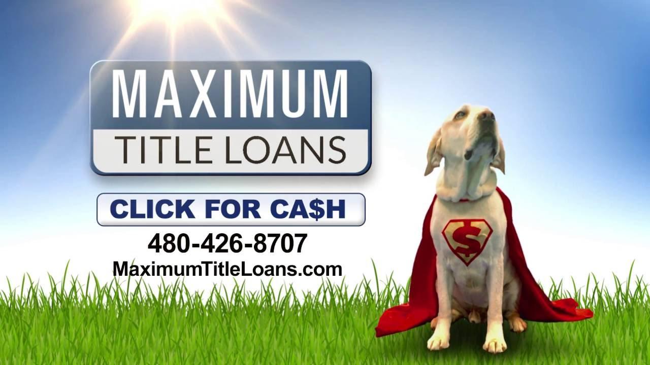 Why Choose Maximum Title Loans Creditors Hate Title Loans