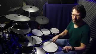 Simple Minds - Don´t You Forget About Me - Drum Cover