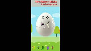 Surprise eggs | how to play Surprise eggs game | kids game | funny games | The Master Tricks