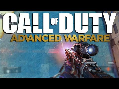 Call Of Duty: Advanced Warfare - Search And Destroy Sniper Clutch!