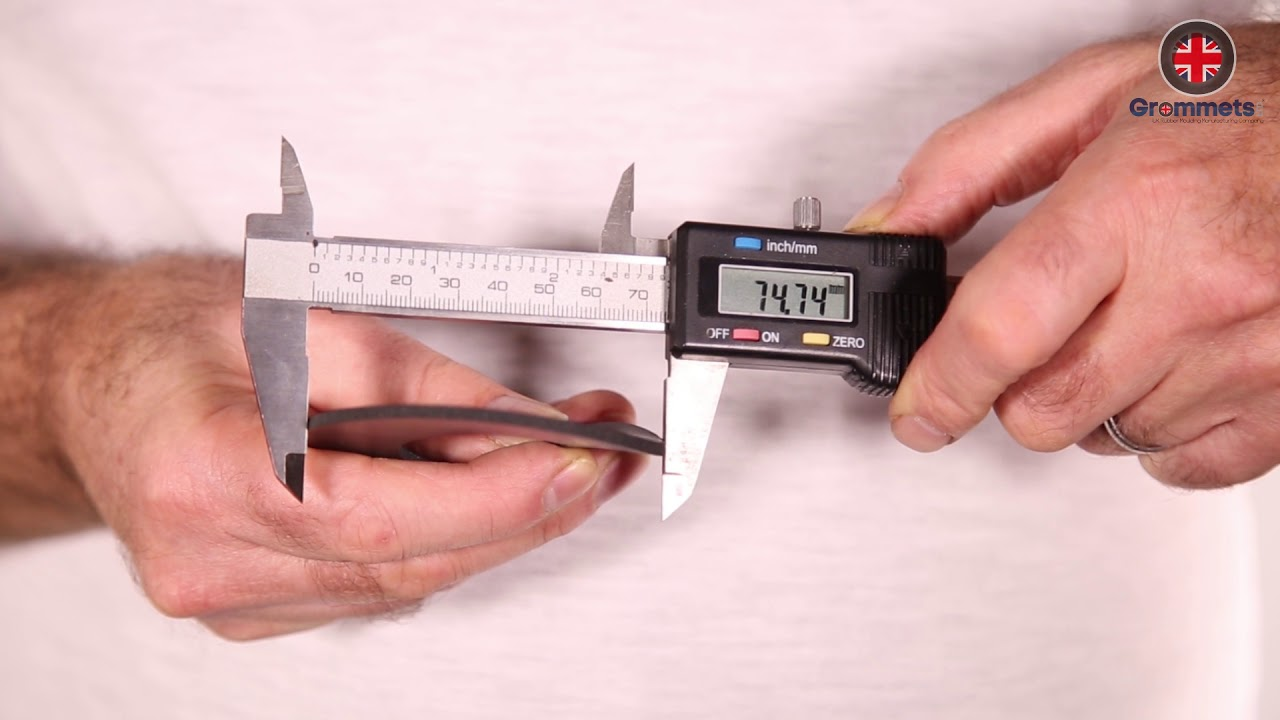 Measuring a Washer Video