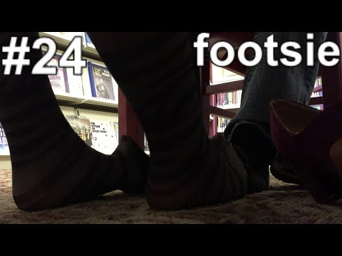 [AoS024] - footsie in the library