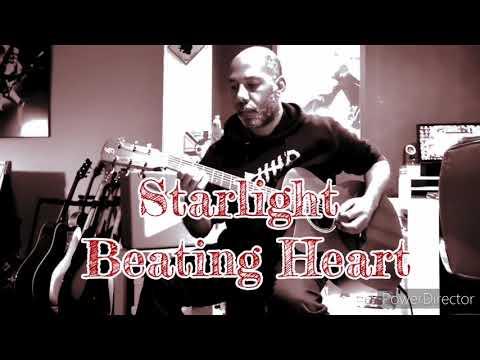 #13 Jam - Starlight Beating Heart (DADGAD guitar impro)