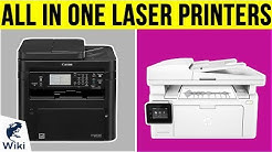 7 Best All In One Laser Printers 2019