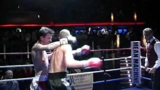 David Morris vs Jimmy Riley