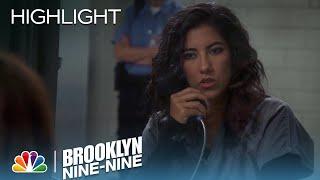 Rosa Distracts Lieutenant Hawkins | Season 5 Ep. 2 | BROOKLYN NINE-NINE thumbnail