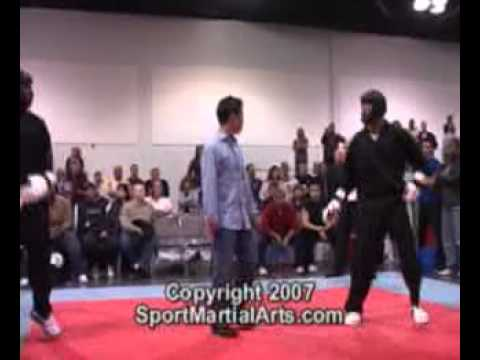 Ortice Harper v Ahmad Rice - 2007 Compete Nationals