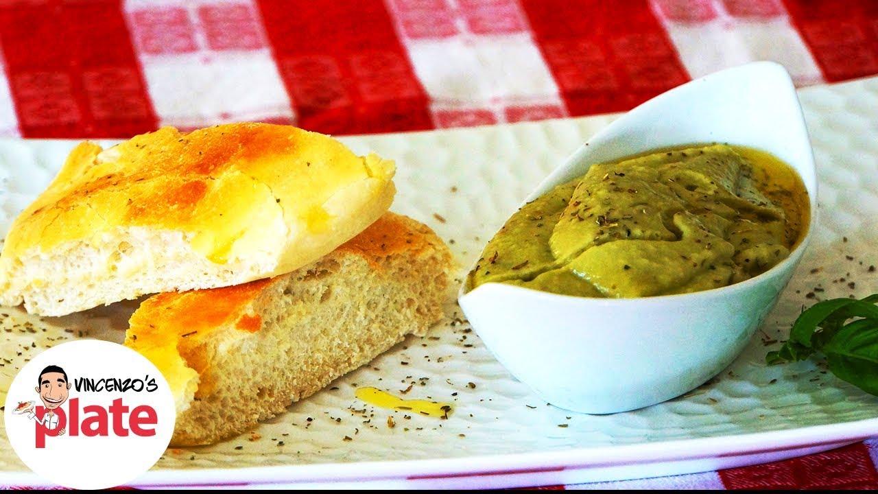 La Mia Cucina Varazze vegan beans dip recipe   how to make italian salsa verde