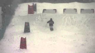 Simon Pouliot-Cavanagh - 2014 FIS Nor-AM - Apex - Day 1 - 1st Mens Finals