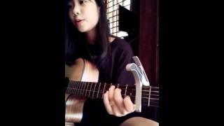 Everytime   Chen OST Hậu duệ Mặt trời guitar cover Di Thanh Thanh