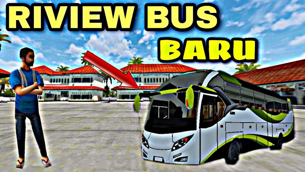 BELI BUS BARU ARJUNA XHD| LANGSUNG REVIEW| BUSSID V 3.3