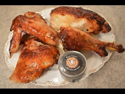 How to Roast Napa Jack's Buttermilk Brined Turkey Pieces: WCKwK