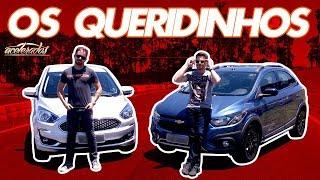 Por Que Onix E Ka Vendem Tanto? Testamos Na Pista Os Best-Sellers De Chevrolet E Ford -Especial #230