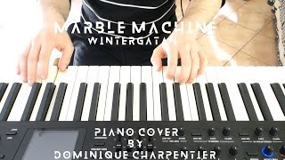Wintergatan - Marble Machine (piano cover & sheet music)